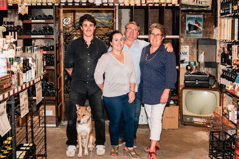 Famille Besselièvre 2020