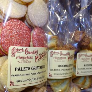Biscuits sucrés et desserts